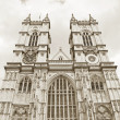 Westminster Abbey, London — Stock Photo #11974757