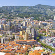 Aerial view of Monaco — Stock Photo