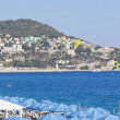 Stock Photo: View of Nice, south of France