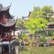 Stock Photo: Yuyuan Garden, Shanghai