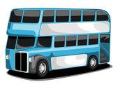 Buss. — Stockvektor