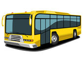 Bus. — Stok Vektör