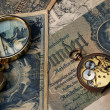 Time is money concept — Stock Photo #12352647