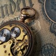 Time is money concept — Foto Stock