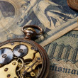 Time is money concept — Stock Photo #12352667