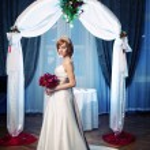 Beautiful bride — Stock Photo #12352910
