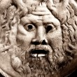 Ancient sculpture — Stock Photo