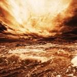 Ocean storm — Stock Photo #12353040