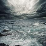 Ocean storm — Stock Photo #12353067