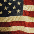 Stock Photo: USA flag background