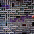 Abstract mosaic background — Foto Stock