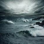 Ocean storm — Stock Photo #12373911