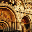 Basilica di San Marco at Venice, Italy — Stock Photo #12373950