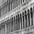 Architecture details in Venice — Stock Photo #12373955