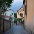 Street in the old town — Stock Photo #12373970