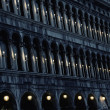 Architecture details in Venice — Stock Photo #12374114
