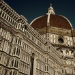 Duomo cathedral in Florence, Italy — Stock Photo