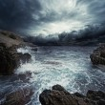 Ocean storm — Stock Photo #12374334