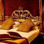 Luxury bed — Stock Photo #12374352