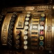 Stockfoto: Vintage cash register