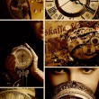 Time collage - Photo