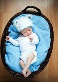 Cute little baby — Stock Photo