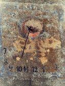 Old sundial — Stock Photo