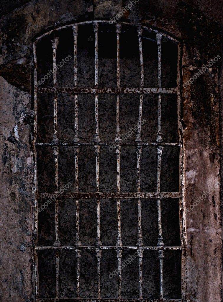 Old prison cell — Stock Photo #12373508