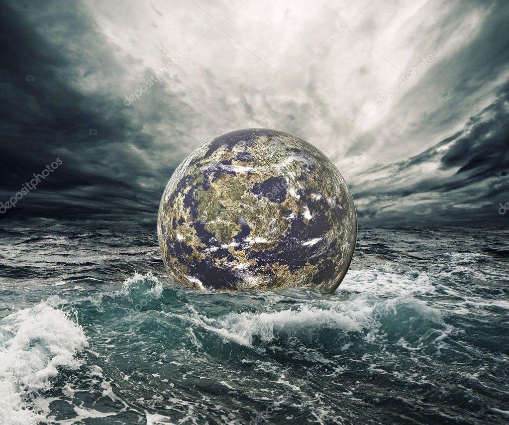 Earth in Danger!