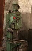 Industrial drill machine — Stock Photo