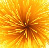 Italian pasta, spaghetti, background — Stock Photo
