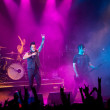 "Group ""Papa Roach"" — Foto Stock"