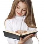 Pleasant reading — Stock Photo