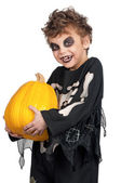 Enfant en costume d'halloween — Photo