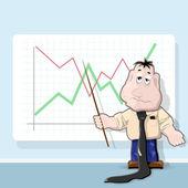 Analyst — Stock Vector