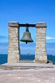 Bell from Notre Dame de Paris — Stock Photo