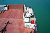 Ship deck — Стоковое фото
