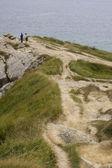Santander beach, Cantabrian Sea — Stock Photo