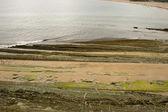 Playa de santander, mar cantábrico — Foto de Stock