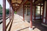 米拉马雷铁路站 — 图库照片