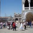 Stock Photo: St. Marco square, Venice