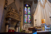 St. Gotthard church, Milan — Stock Photo