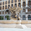 Vittorio Veneto square, Trieste — Stock Photo #12244079