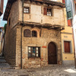 Stock Photo: Medieval house, Cividale del Friuli
