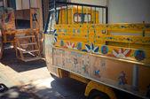 シチリアの古い車 — ストック写真