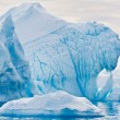 Stock Photo: Antarctic Glacier
