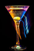 Colourful coctail — Foto Stock
