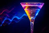 красочный коктейль — Стоковое фото