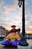 威尼斯的嘉年华 — 图库照片