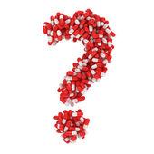 FAQ about medication — Stock Photo